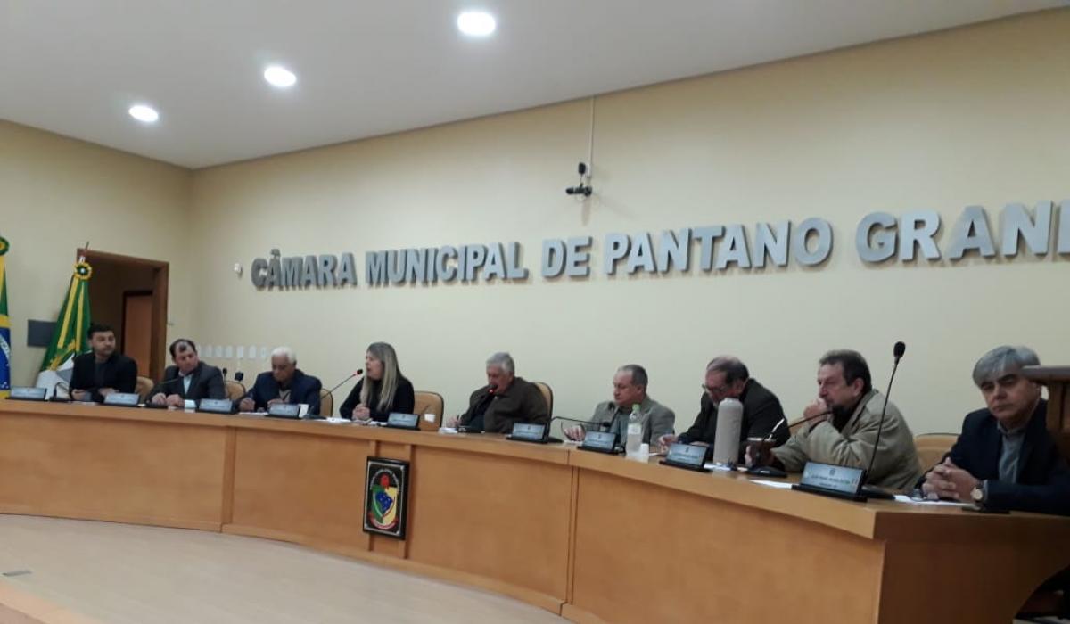 Sessão Ordinária de 19 de junho